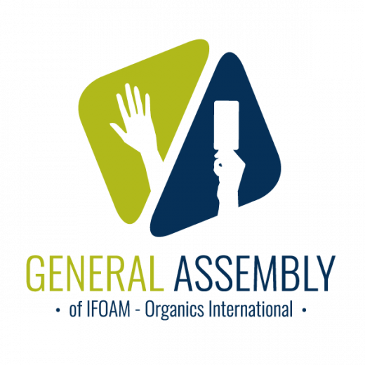 The new logo for the General Assembly 2017