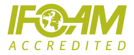IFOAM Accredited logo