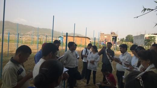 NMA Nepal Farm 2016