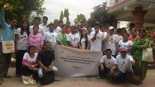NMA Nepal 2016 Group