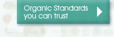 Organic Standards You Can Trust (Button)