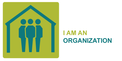 I am an organization.