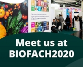 Meet us at Biofach - Hall 1/1-451